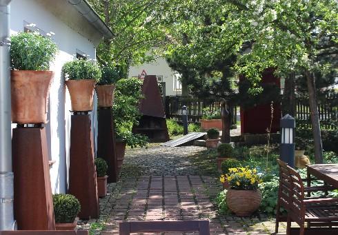 La Terrazza Giardino Tropeano Di Vino